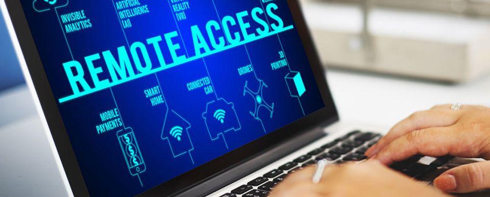 Služební cesta připojení webové stránky